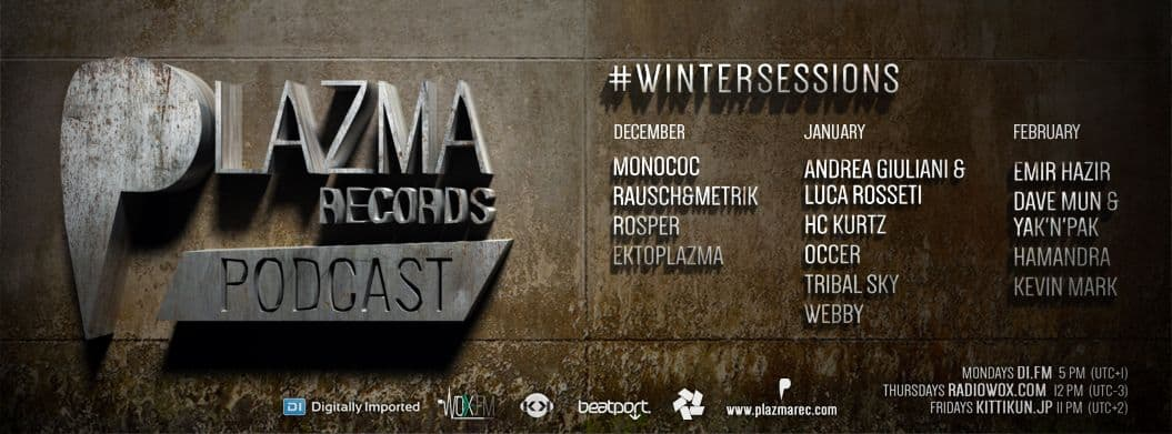 Plazma Records Podcast | WinterSessions