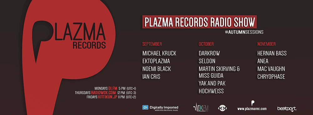 AutumnSessions | Plazma Records Podcast