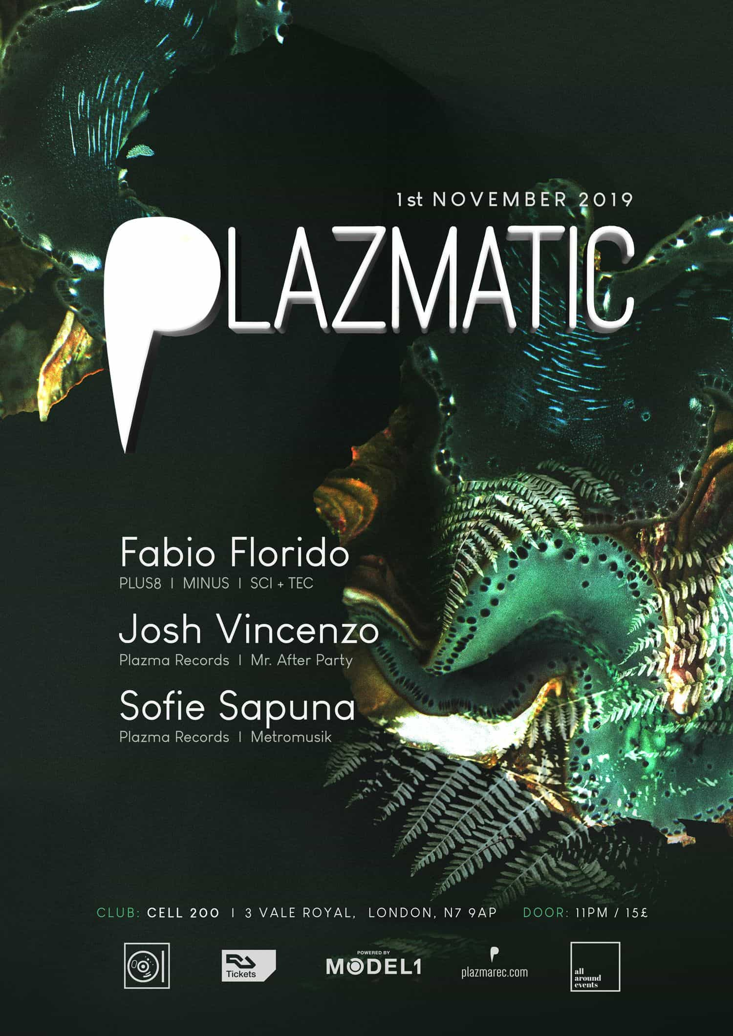 Plazma Records Showcase | Plazmatic: Fabio Florido [Minus]